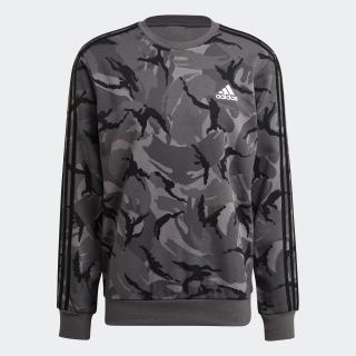 エッセンシャルズ カモフラージュ クルースウェット / Essentials Camouflage Crew Sweatshirt