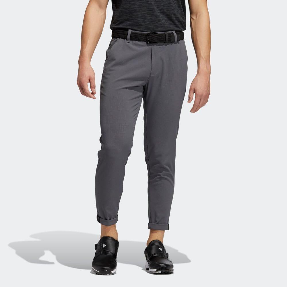 ソリッド ロールアップパンツ  / Pin Roll Pants
