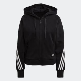 アディダス スポーツウェア ラップ 3ストライプス フルジップ パーカー /  adidas Sportswear Wrapped 3-Stripes Full-Zip Hoodie