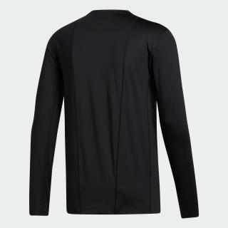 テックフィット 3ストライプス フィッティド 長袖トップ / Techfit 3-Stripes Fitted Long Sleeve Top