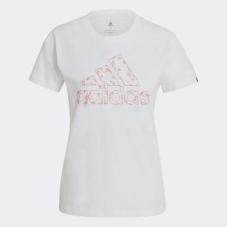 アウトラインド フローラル グラフィック 半袖Tシャツ / Outlined Floral Graphic Tee