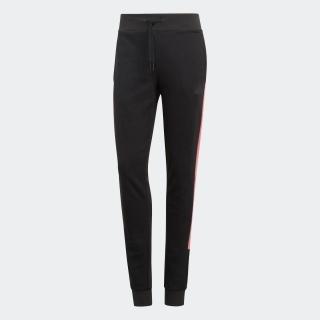 アディダス エッセンシャルズ ロゴ カラーブロック パンツ / adidas Essentials Logo Colorblock Pants