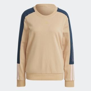 アディダス エッセンシャルズ ロゴ カラーブロック スウェット / adidas Essentials Logo Colorblock Sweatshirt