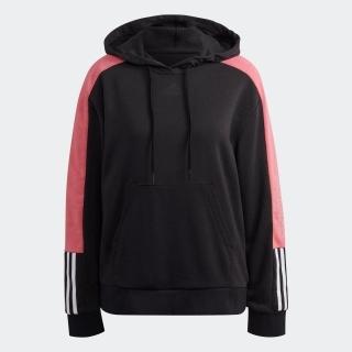 アディダス エッセンシャルズ ロゴ カラーブロック パーカー / adidas Essentials Logo Colorblock Hoodie