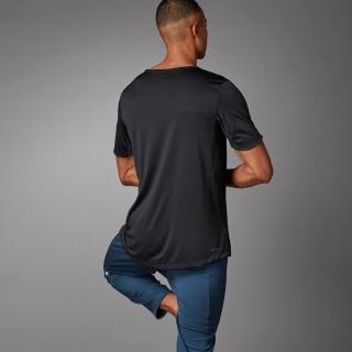 AEROREADY 3ストライプス フロー PRIMEBLUE Tシャツ / AEROREADY 3-Stripes Flow Primeblue Tee