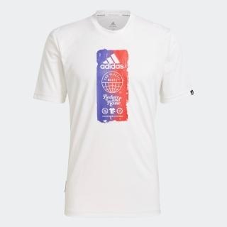 PRIMEBLUE フォー ジ オーシャンズ アイコンズ グラフィック 半袖Tシャツ / Primeblue For The Oceans Icons Graphic Tee