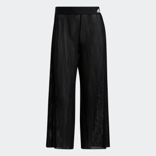 プリーツメッシュ ダンスパンツ / Pleated Mesh Dance Pants