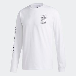 グラフィック フリースTシャツ(ユニセックス)