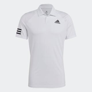テニス クラブ 3ストライプス ポロシャツ / Tennis Club 3-Stripes Polo Shirt
