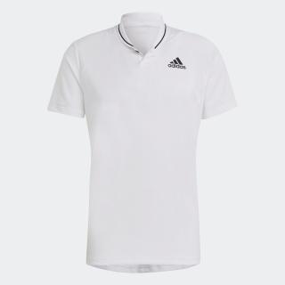 クラブ テニス リブポロシャツ / Club Tennis Ribbed Polo Shirt