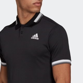 HEAT. RDY テニス   リブ ポロシャツ / HEAT. RDY Tennis Ribbed Polo Shirt