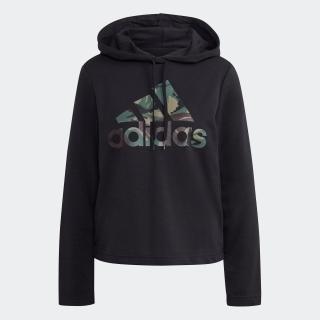 アディダス エッセンシャルズ カモフラージュ ロゴパーカー / adidas Essentials Camouflage Logo Hoodie