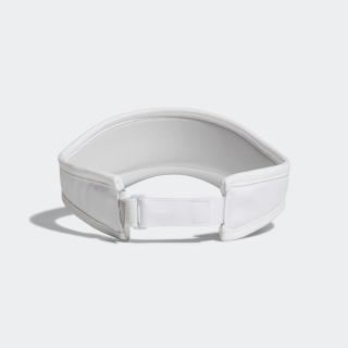 ウィメンズ シルバーロゴバイザー / Silver Visor