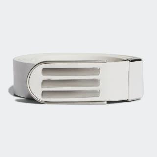 ウィメンズ スリムレザーベルト 【ゴルフ】/ 3-Stripes Buckle Leather Belt
