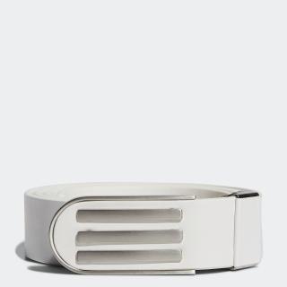 ウィメンズ スリムレザーベルト / 3-Stripes Buckle Leather Belt