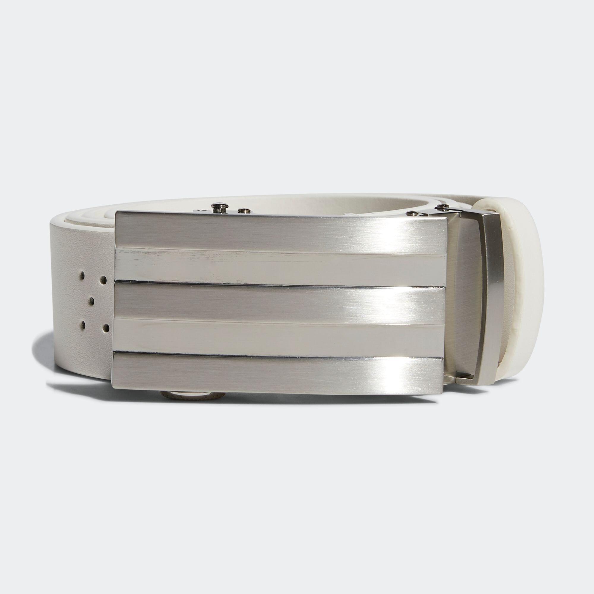 フリーアジャスタブルベルト 【ゴルフ】/ 3-Stripe Buckle No-Hole Belt