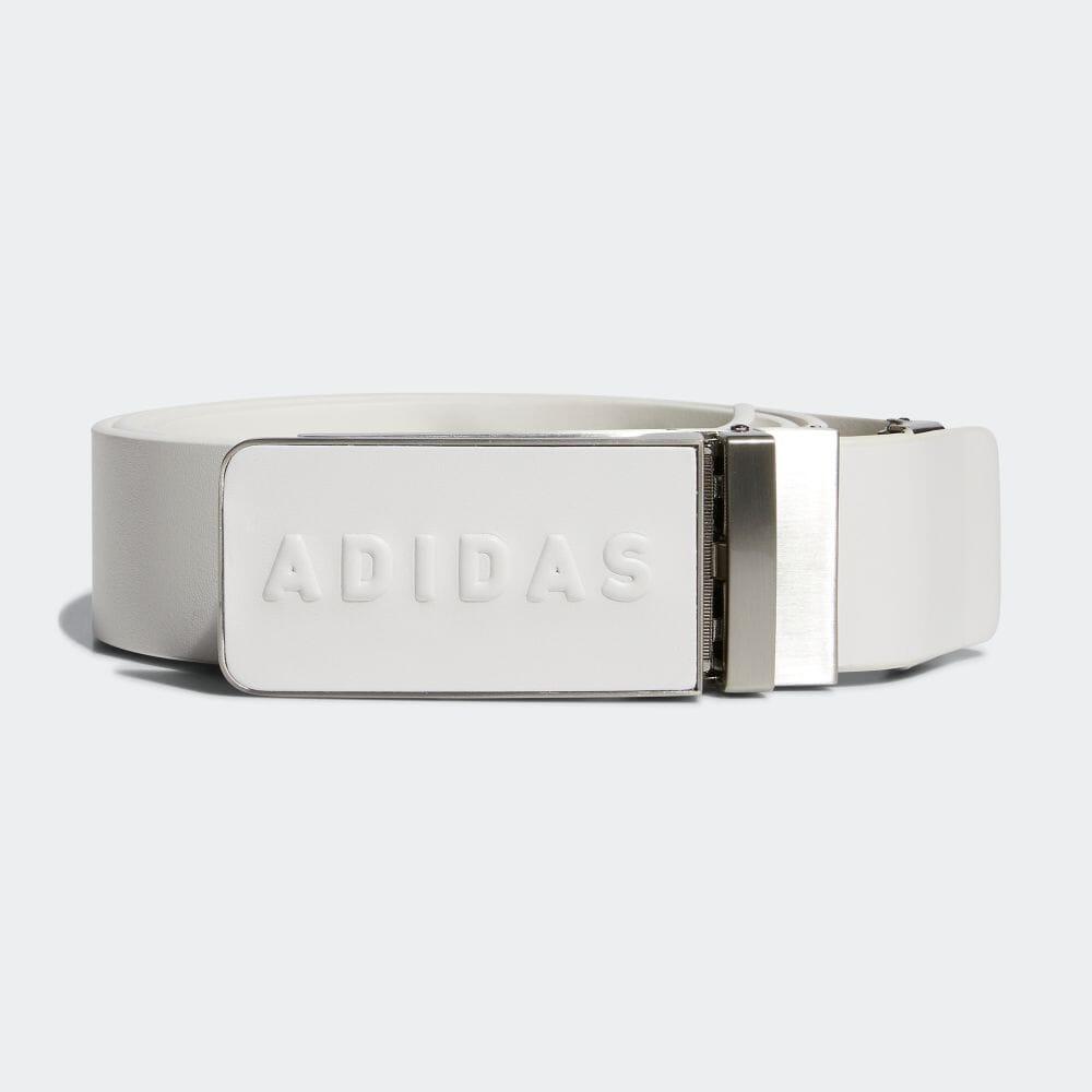 プレーンバックルレザーベルト / Leather No-Hole Belt
