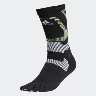 マルチフィットソックス 5フィンガー / Multi-Fit 5 Finger Silicon Grip Crew Socks