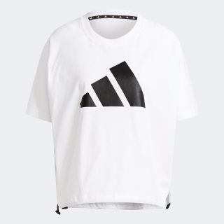 アディダス スポーツウェア アジャスタブル バッジ オブ スポーツ 半袖Tシャツ /  adidas Sportswear Adjustable Badge of Sport Tee