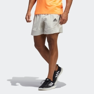 AEROREADY 3ストライプス スリムショーツ / AEROREADY 3-Stripes Slim Shorts