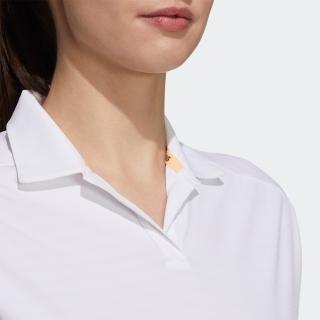 ソリッド 半袖スキッパーシャツ / Polo Shirt