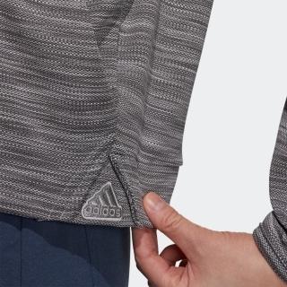 メランジ 長袖クルーネックスウェット / Crew Sweater
