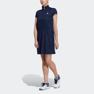 ADIDASプリント 半袖ワンピース / Dress