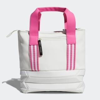 ウィメンズ スリーストライプラウンドトート / Women's Round Bag