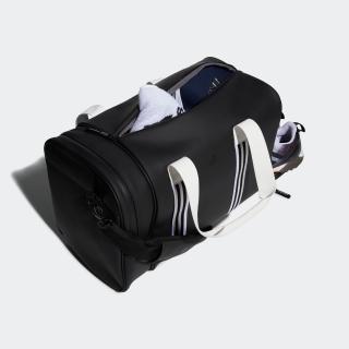 ウィメンズ スリーストライプボストンバッグ / Women's Duffel Bag