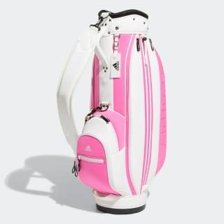 ウィメンズ スリーストライプキャディーバッグ / Women's Caddie Bag