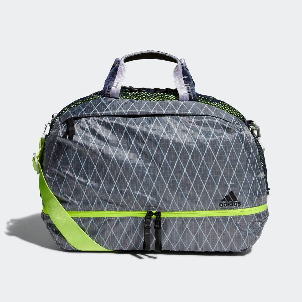 クロスパターンボストンバッグ / Duffel Bag