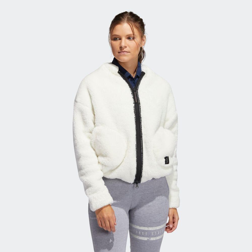 ADICROSS ボアフリース 長袖フルジップジャケット / Adicross Jacket