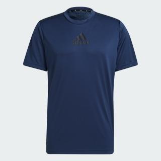 PRIMEBLUE デザインド トゥ ムーブ スポーツ 3ストライプス 半袖Tシャツ / Primeblue Designed To Move Sport 3-Stripes Tee