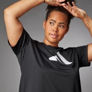 バッジ オブ スポーツ 半袖Tシャツ(プラスサイズ)/ Badge of Sport Tee (Plus Size)