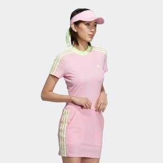 スリーブストライプス 半袖モックネックシャツ / Color Crew T-Shirt