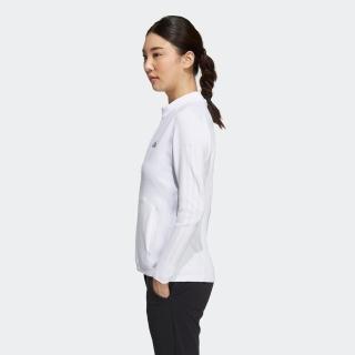 ソリッド 長袖フルジップセーター / Full-Zip Knit Jacket