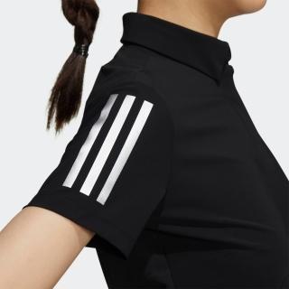 スリーストライプス 半袖ストレッチボタンダウンシャツ / Polo Shirt