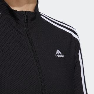 森田遥選手着用商品 スリーストライプス 長袖フルジップジャケット / Color Jacket