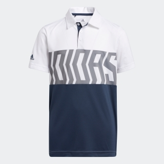 BOYS PRIMEGREEN カラーブロック 半袖シャツ / Print Colorblock Polo Shirt
