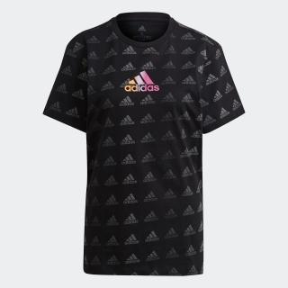 エッセンシャルズ グラディエント ロゴ 半袖Tシャツ / Essentials Gradient Logo Tee