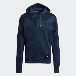 アディダス スポーツウェア オールオーバープリント プルオーバー スウェットシャツ / adidas Sportswear Allover Print Pullover Sweatshirt