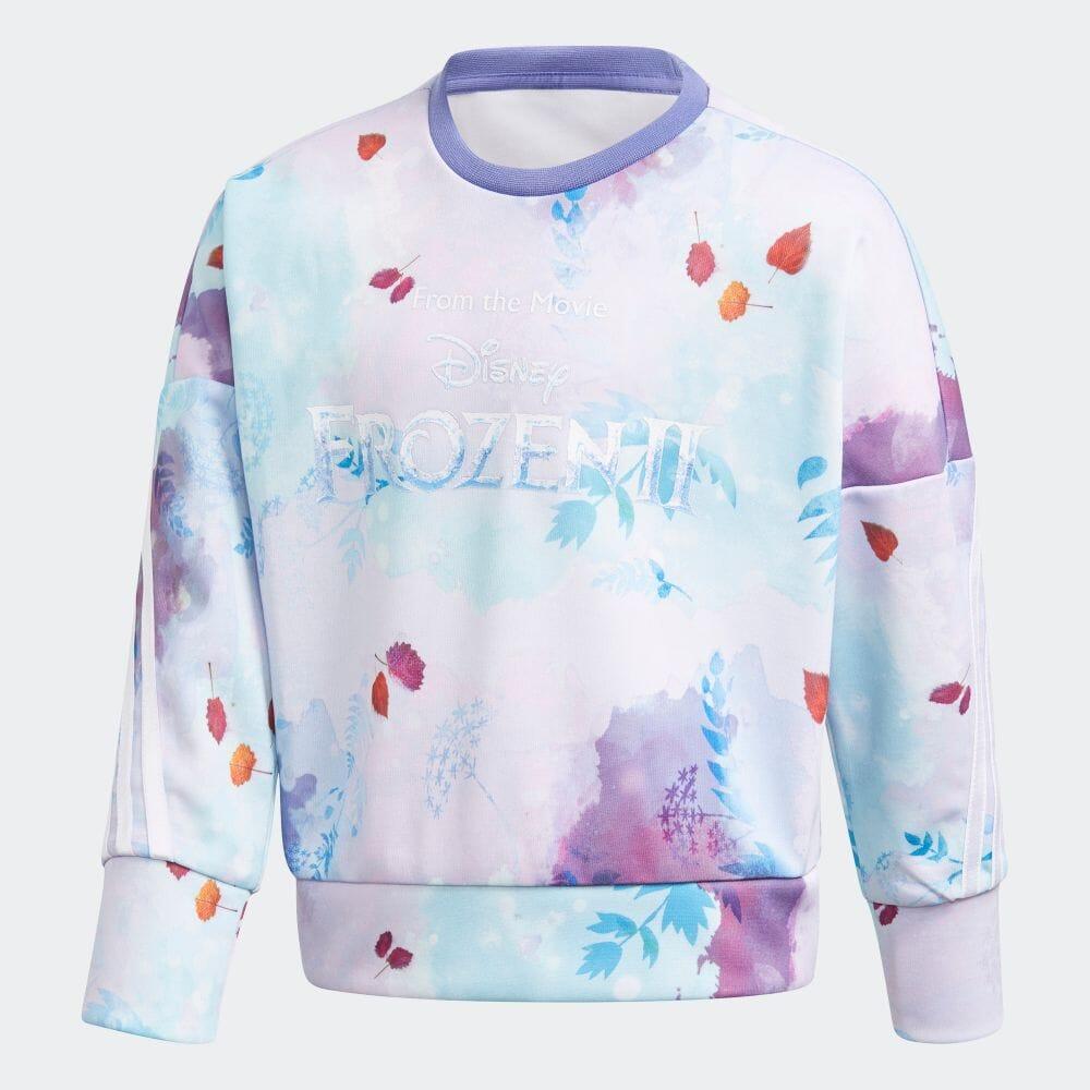 ディズニー アナと雪の女王 クルースウェットシャツ / Disney Frozen Crew Sweatshirt