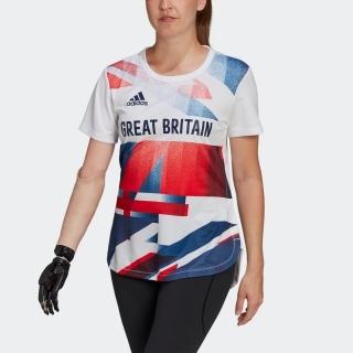 チームGB HEAT. RDY Tシャツ / Team GB HEAT. RDY Tee