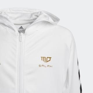 Salah サッカーインスパイアード フルジップパーカー / Salah Football-Inspired Full-Zip Hoodie