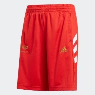 Salah サッカーインスパイアード ショーツ / Salah Football-Inspired Shorts