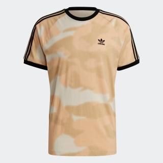 カモ 3ストライプ 半袖Tシャツ