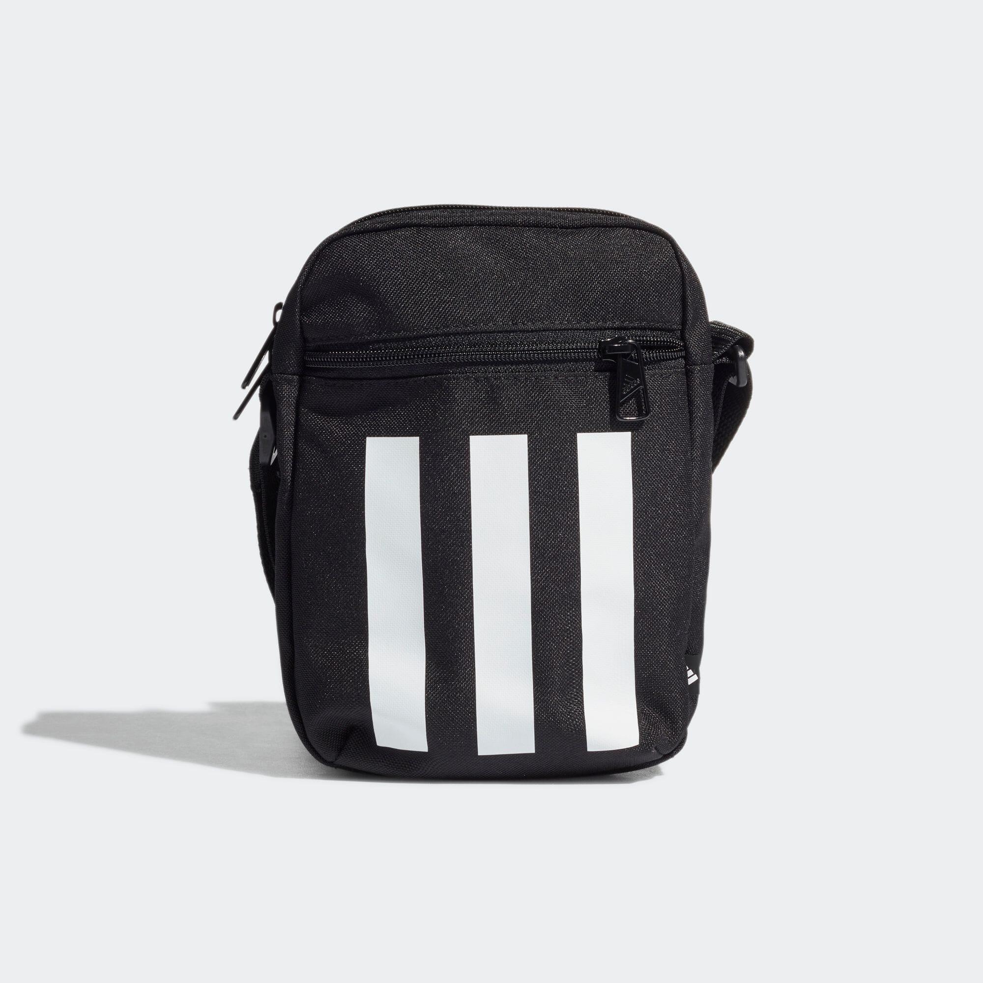エッセンシャルズ 3ストライプス ショルダーバッグ / Essentials 3-Stripes Shoulder Bag