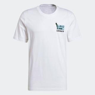 ワーム チェストプリント Tシャツ
