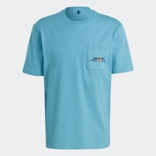 アディダス アドベンチャー ポケットロゴ 半袖Tシャツ