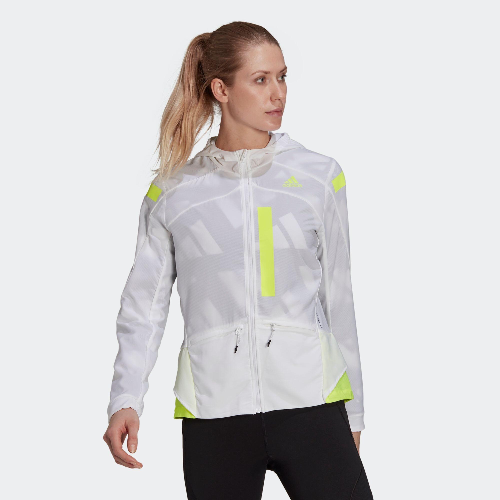 マラソン トランスルーセント ジャケット / Marathon Translucent Jacket